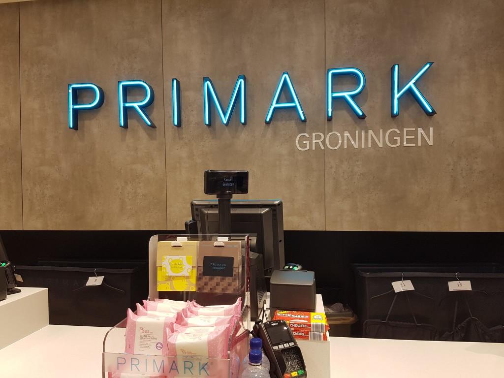 Primark Groningen vandaag open  De Marne