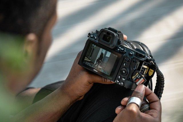 Nikon Z6 II + 24-70/4,0 + FTZ Adapter