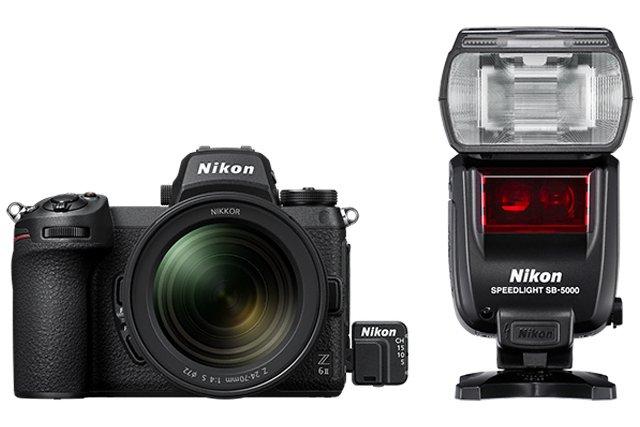 Nikon Z6 II + Nikkor Z 24-200 f/4-6.3 VR + FTZ-adapter