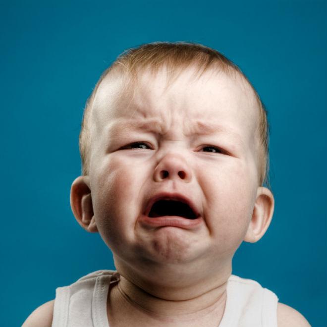 foto bij artikel Slapen baby's die zichzelf in slaap huilen beter?