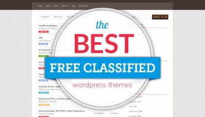 7+ Free Directory WordPress Themes
