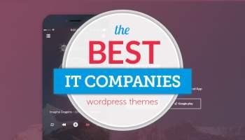 Best IT Company WordPress Themes