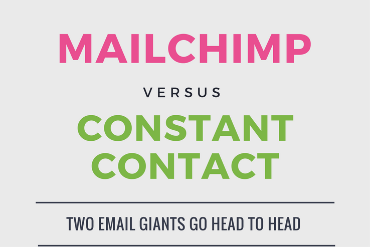 MailChimp vs. Constant Contact: Two Email Industry Giants Compared