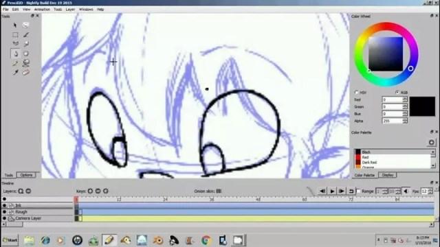 softwares para criar filmes e animações