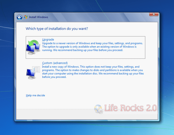 Windows Windows install(ইনস্টল) করুন সিডি থেকে খুবই সহজে । যারা জানেন না তাদের জন্য ।