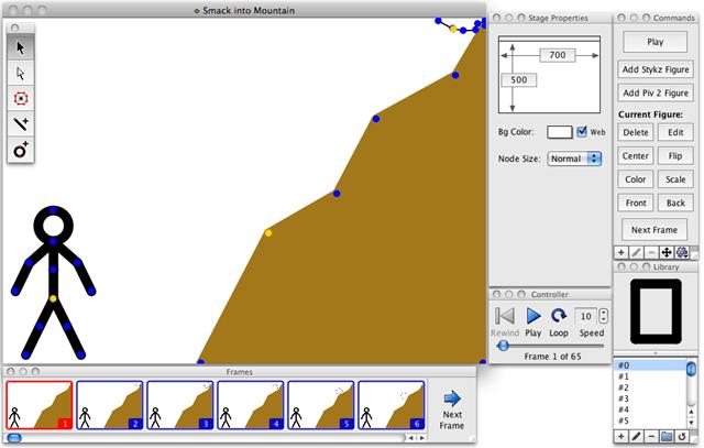 stykz - softwares para criar filmes e animações