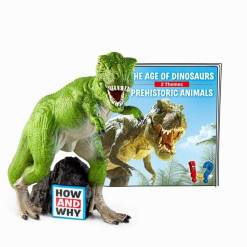 How and Why - The Age of Dinosaurs / Prehistoric Animals by Tonies
