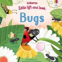 Little Lift and Look Bugs by Usborne