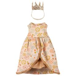 Queen clothes for mouse by Maileg