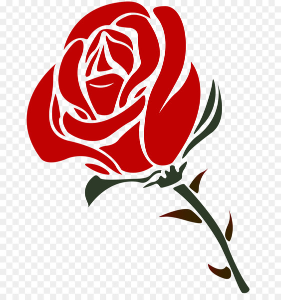 rose scalable vector graphics