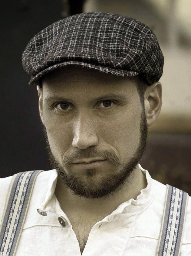 Erik Pihl, Sweden - Editor (Photo by Svetlana Gross)