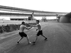 Fighting training