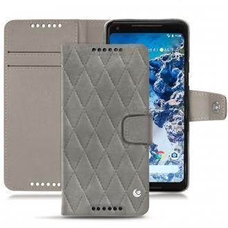 Google Pixel 2 XL leather case