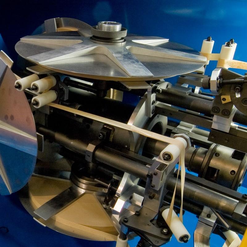 Machinery Photography