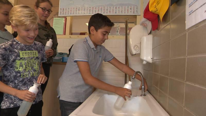 kraanwater nos jeugdjournaal