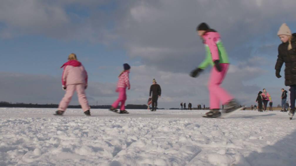 schaatsen nos jeugdjournaal