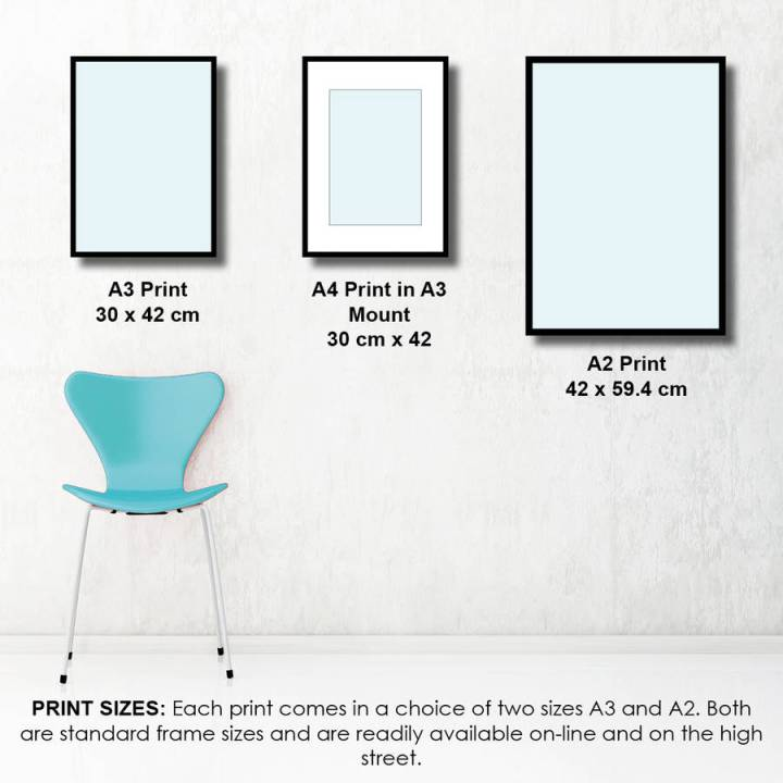What Size Frame For A2 Print With Mount | Framesite.co