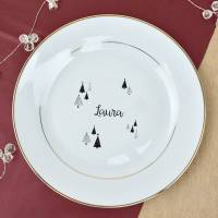 Personalised Dinner Plates & Extraordinary Personalised ...
