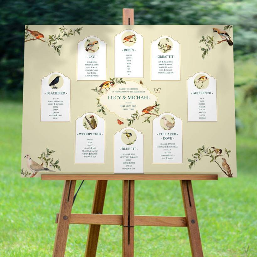 app for wedding seating chart | deweddingjpg.com