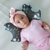 travel neck pillow angel's wings by la millou ...
