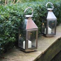 silver lantern for weddings by the wedding of my dreams ...