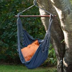 Hanging Chair Notonthehighstreet Aeron Headrest Review Charcoal Hammock Swing Seat By Ella James Com