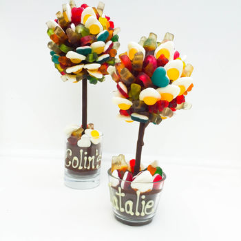 Personalised Pick And Mix Edible Sweet Tree Unique And Quirky Gift Ideas Any Odd Person Will Appreciate (Fun Gifts!)