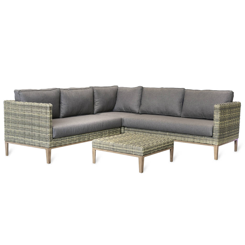 barcelona modular rattan corner sofa set cover pics 5 seater with