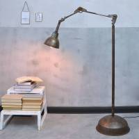 industrial angle poise floor lamp by industrial by design ...