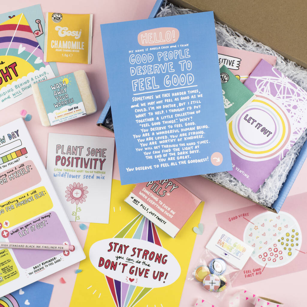 Feel Good First Aid Kit By Angela Chick ...