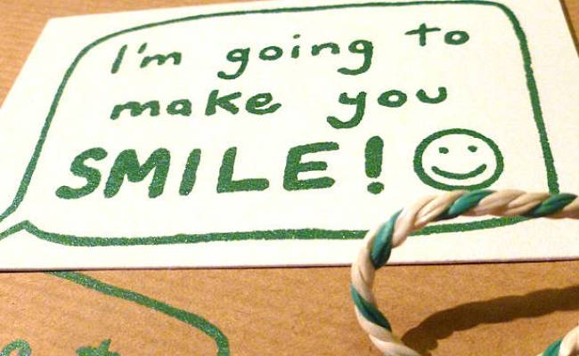 I M Going To Make You Smile Gift Tags By Indigoelephant