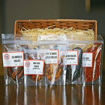 Rare Chilli Hamper
