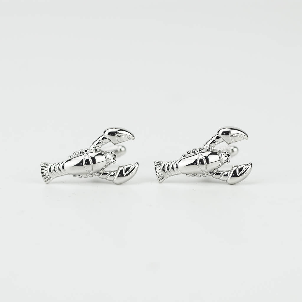 Lobster Cufflinks By We Love To Create