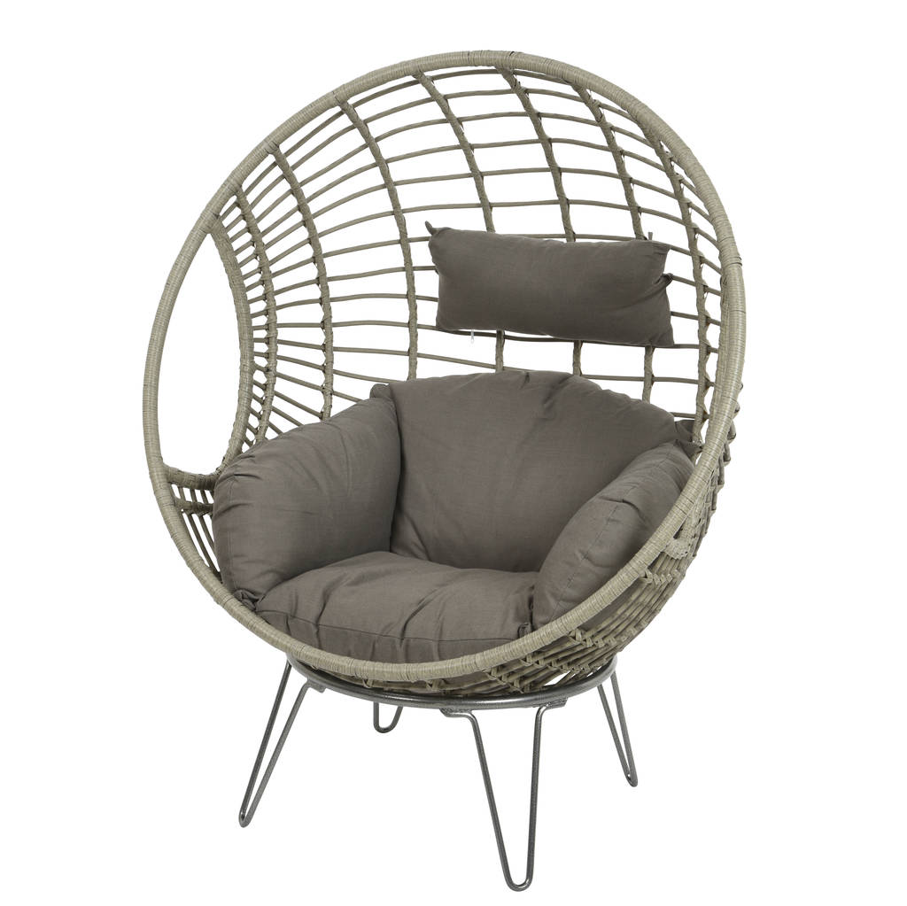Hanging Egg Chair Outdoor Indoor Outdoor Freestanding Egg Chair