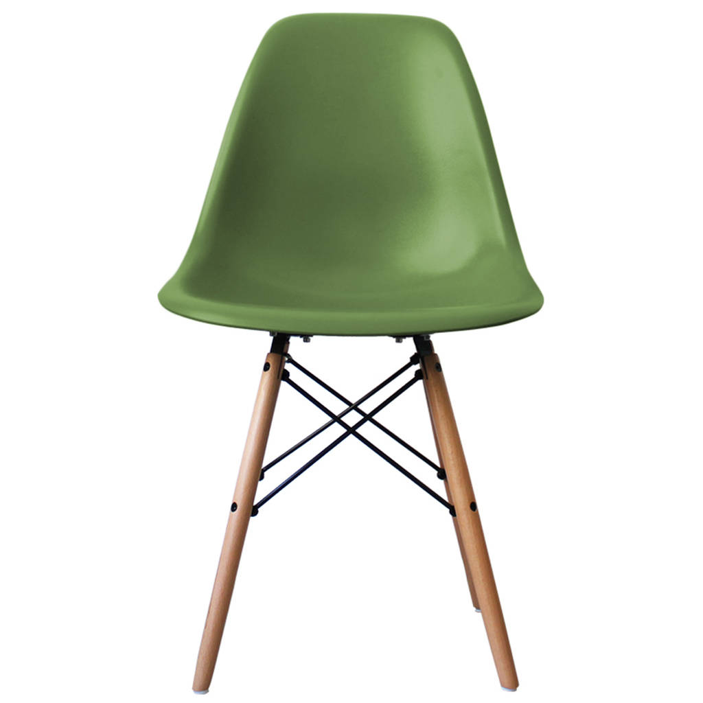 Dsw Chair Eames Style Dsw Wood Base Chair 20 43 Colours Available By