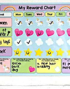 Children rewards chart also selo  ink rh