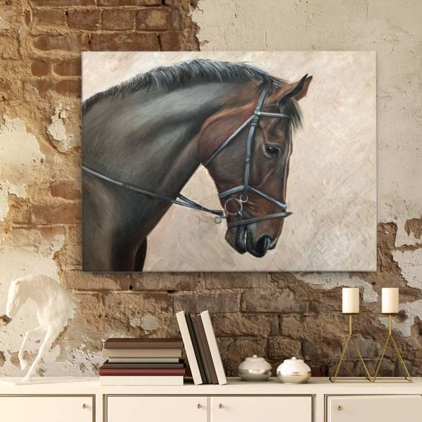 Horse Artwork Prints Canvas