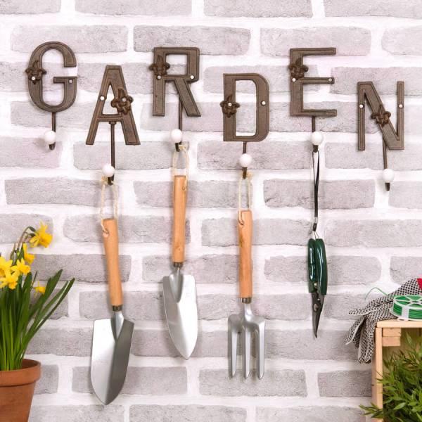 Vintage Style Garden Hooks Letteroom