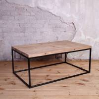 industrial style coffee table by cosywood