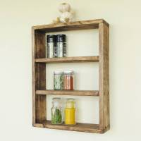kitchen spice rack by seagirl and magpie