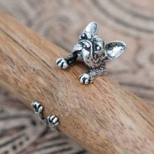 Pug Ring Unique And Quirky Gift Ideas Any Odd Person Will Appreciate (Fun Gifts!)