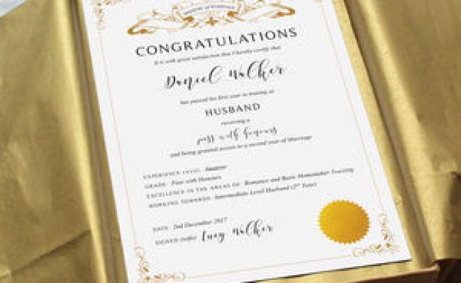 1st Wedding Paper Anniversary Gifts Notonthehighstreet
