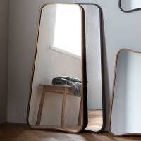 curved wall or leaning mirror by the forest & co