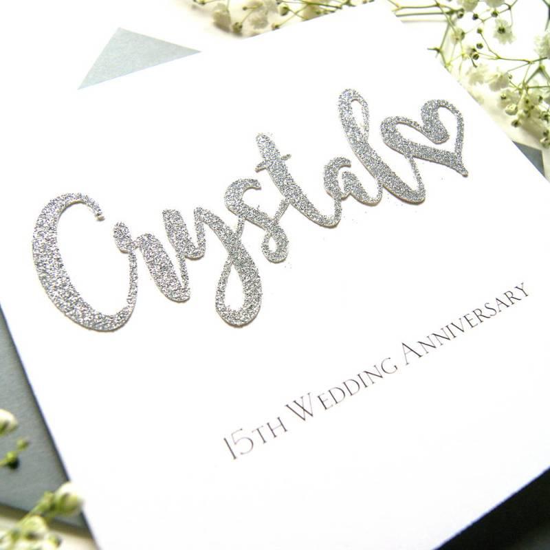 15th Wedding Anniversary Invitationsjdi