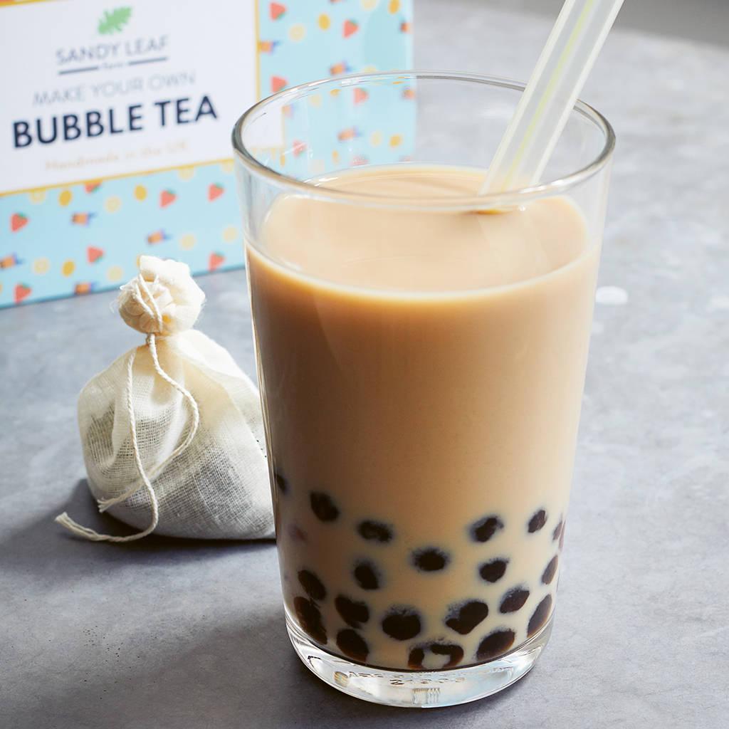 bubble tea making kit