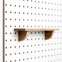 pegboard shelf by block   notonthehighstreet.com