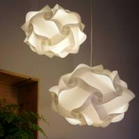 white ceiling pendant smarty lamps tukia lampshade by ...