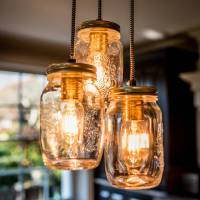 preserve jar pendant light by all things brighton ...