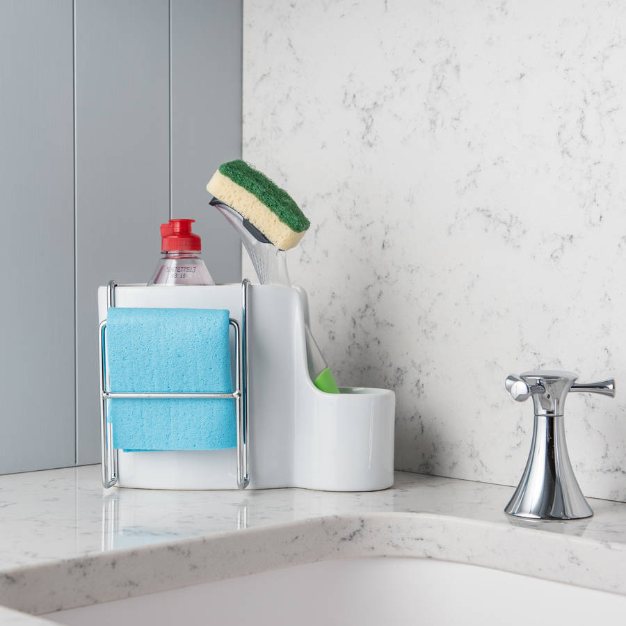 Sink Tidy By Distinctly Living  Notonthehighstreetcom