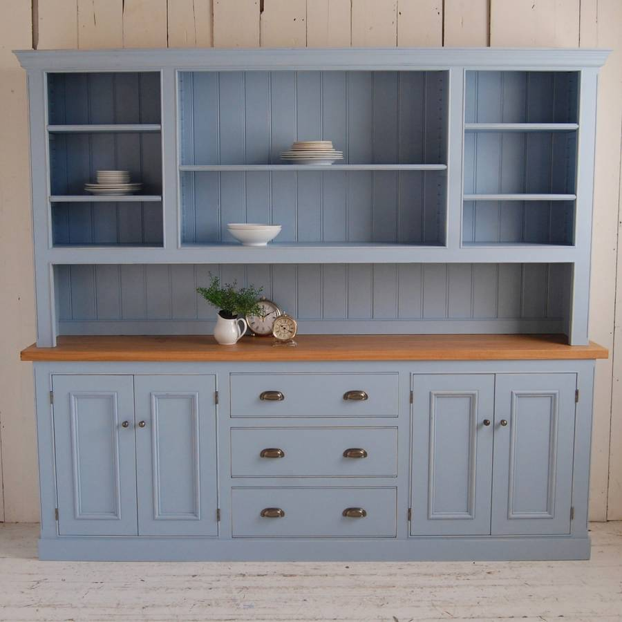 kitchen dresser the honest wide by eastburn country furniture